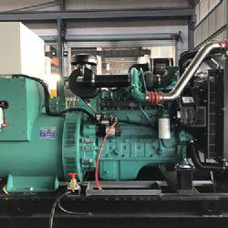 嘉兴染色公司采购100KW玉柴发电机组-消防备用发电机组