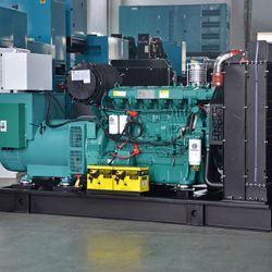 湖南省益阳变电所采购200KW沃尔沃发电机组作为备用电源