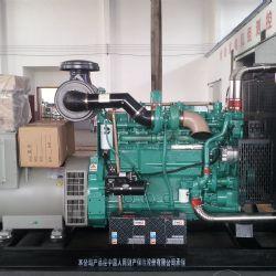 湖北宜昌污水处理中心采购300kw康明斯柴油发电机组作为备用电源